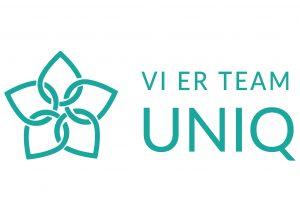 Flagg teamuniq-logo-tuquise