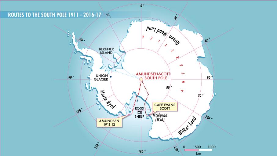 Drommen Om Sydpolen Turjenter No