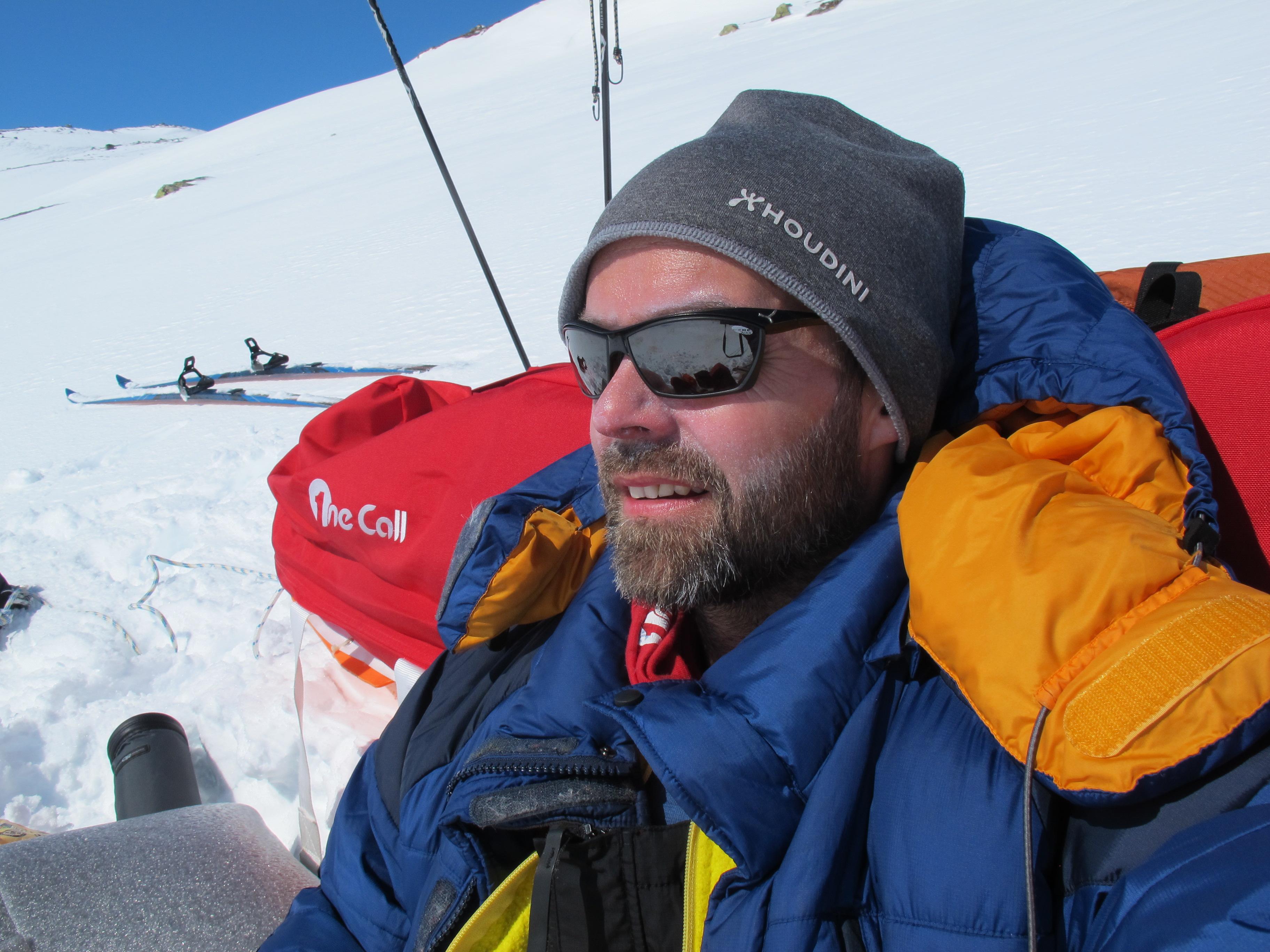 Sivert Hardangervidda 2016